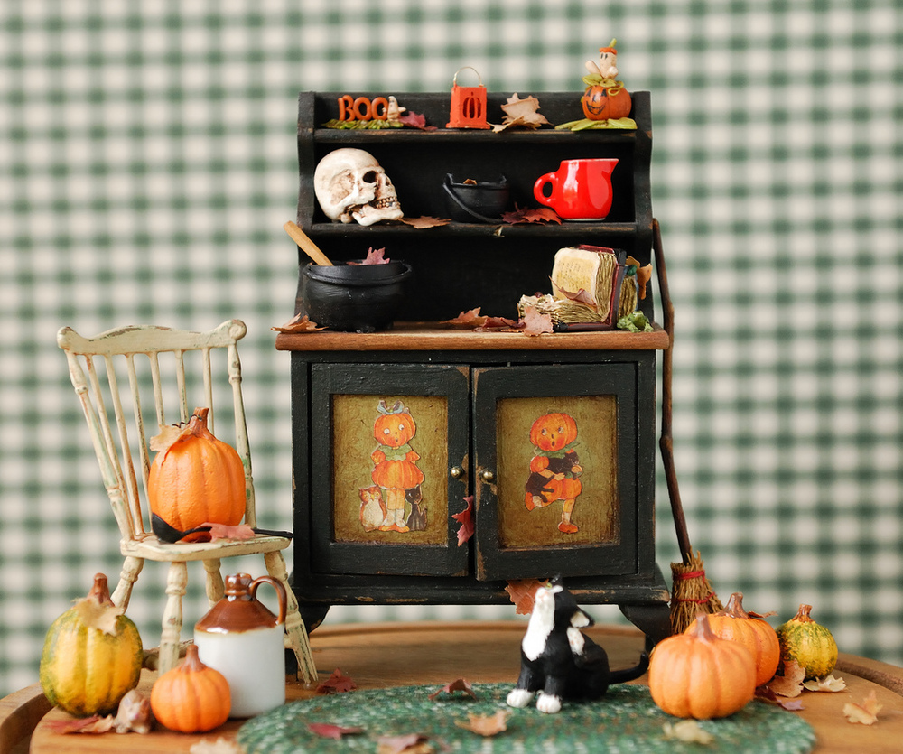 Collection Halloween Kitchen Decorating Ideas Pictures | typat.com