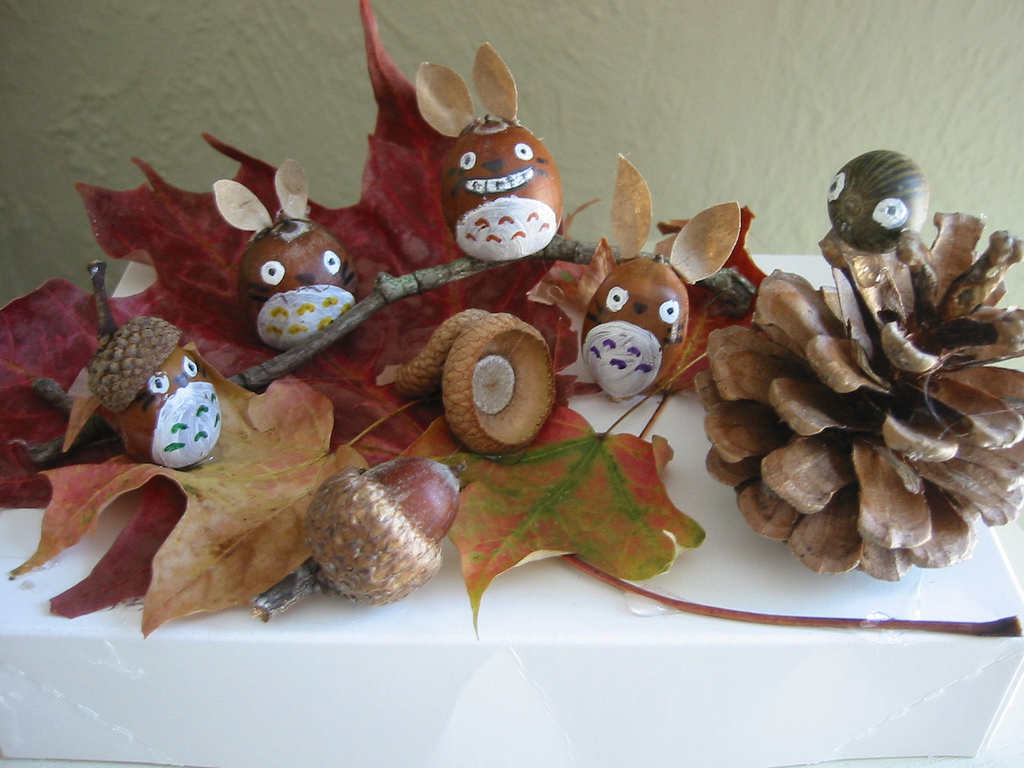 Fall Craft Show Ideas http://weather.thefuntimesguide.com/2008/11/autumn_leaves_crafts.php