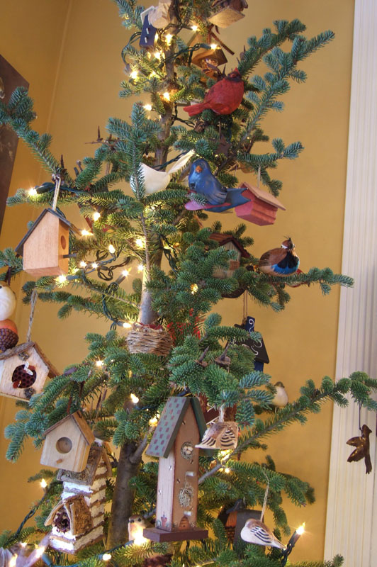 bird house christmas tree by the prodigal untitled13 - Bird House Christmas Decoration