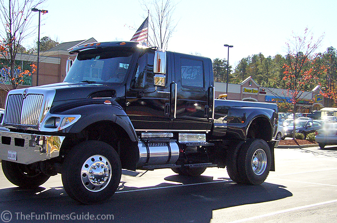 International Cxt Price >> International CXT Truck Sighting: The Ultimate Big Boy Toy ...