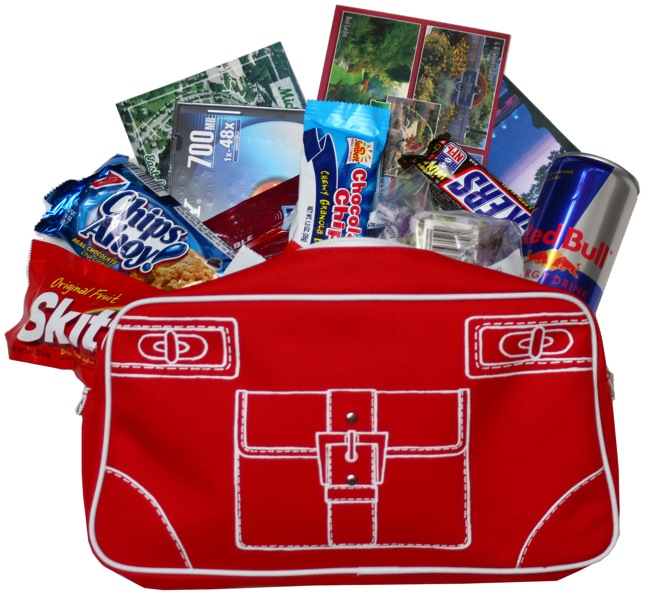 Top 10 College Care Package Ideas The Holiday And Party Guide