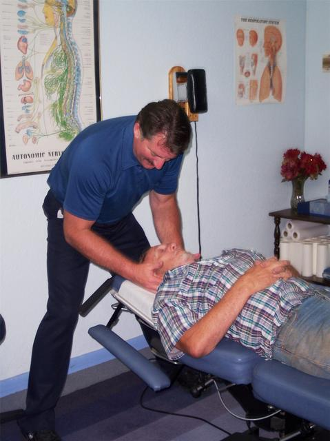 Chiropractor in Castle Hill