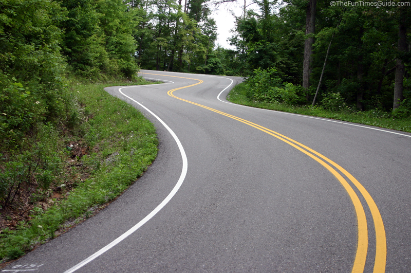 : what this deadly stretch of road is like for jeeps and motorcycles