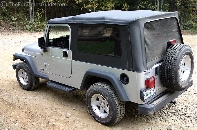 How to Clean Jeep Soft Top Windows