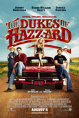 Dukes of Hazzard movie poster.