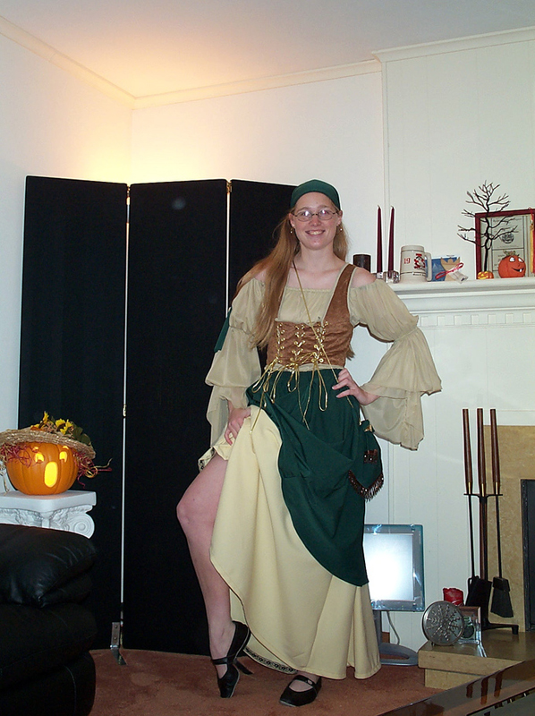 gypsy-costume-by-templarion.jpg  sc 1 st  Holiday and Party Guide - Fun Times Guide & Cheap Halloween Costumes: Homemade Costume Ideas On A Budget | The ...
