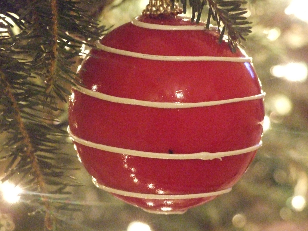 Homemade Christmas Decorating On A Budget... From The ...