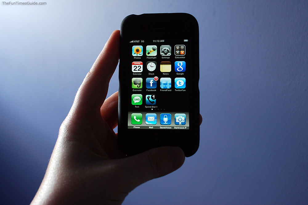 Iphone apps for iphone itouch newbies the fun times guide to