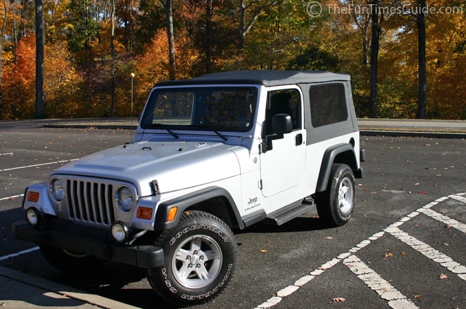 ... 2004 Jeep Wrangler Unlimited
