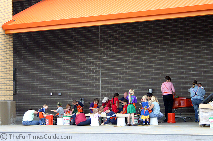 Home Depot Kids Workshops Fun Times Guide To Household Tips
