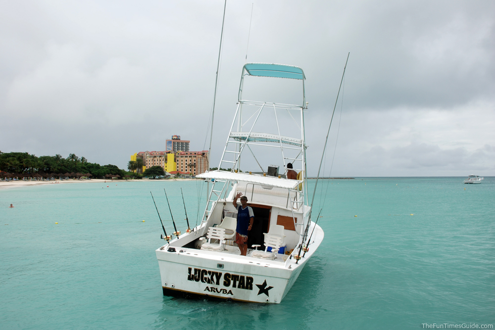 Going to aruba our best tips after taking several trips for Deep sea fishing boat