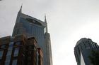 Nashville Skyline - BellSouth the batman building.