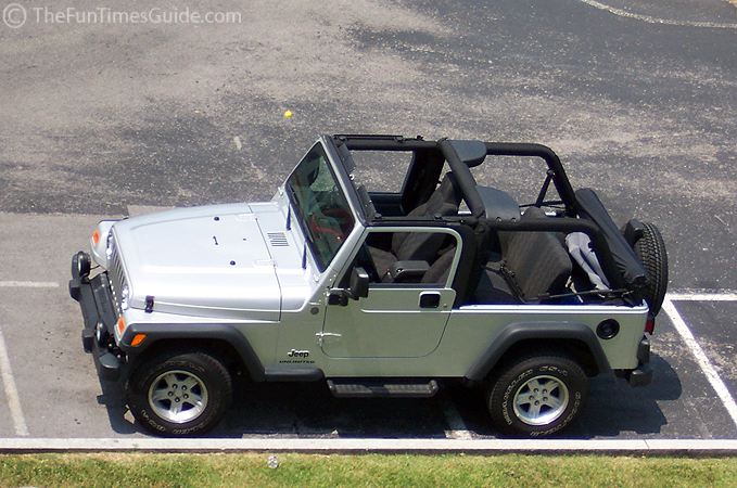 All About Jeep Soft Tops | The Jeep Guide