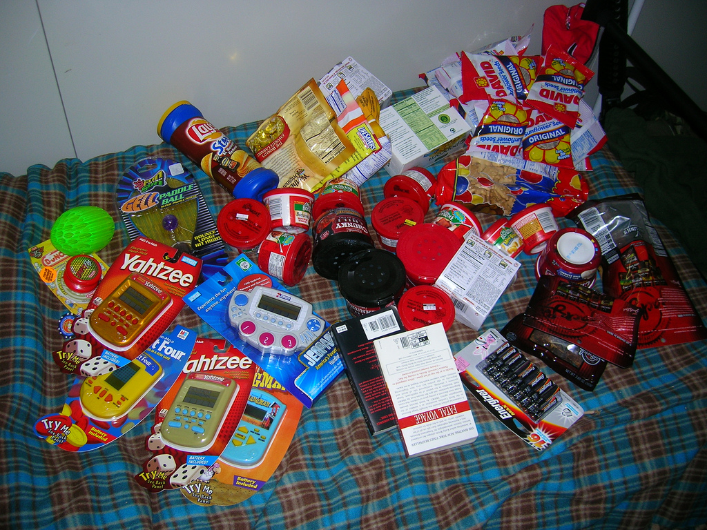 top 10 college care package ideas | the holiday and party guide