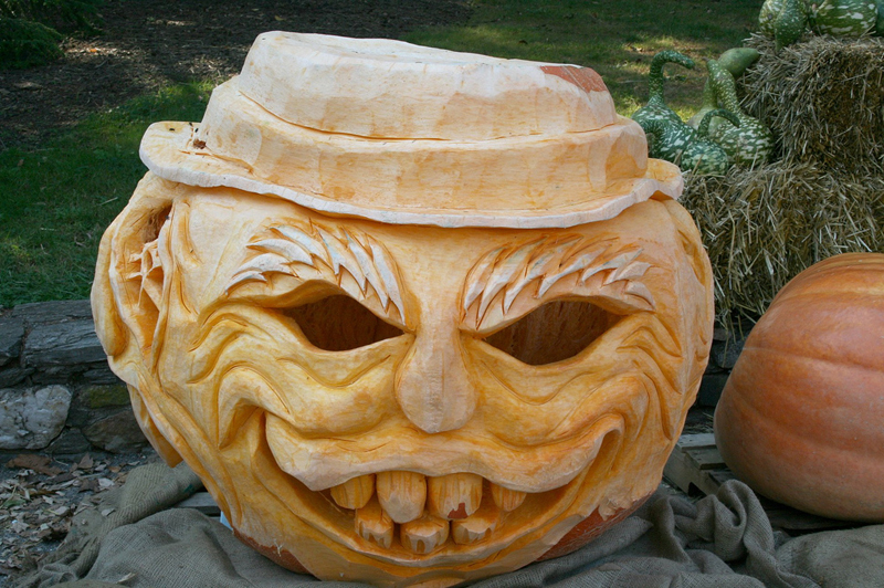 The Coolest Halloween Pumpkins I 39 Ve Ever Seen The