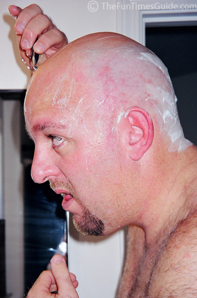 Are You A Guy Dealing With Hair Loss?... Shave Your Head ...