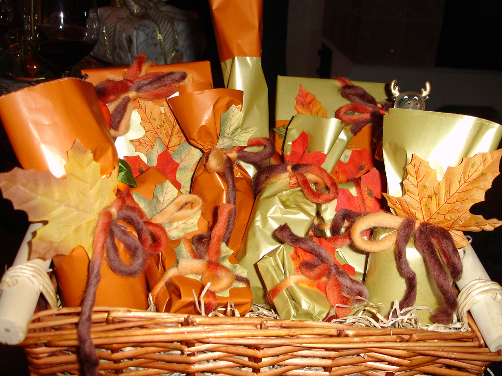 easy thanksgiving gifts to make