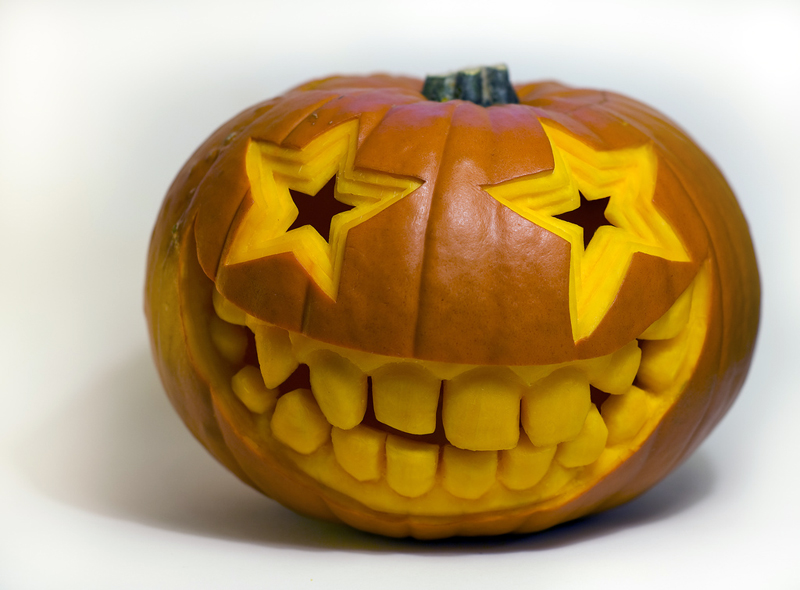 The Coolest Halloween Pumpkins I've Ever Seen! | The Holiday and ...
