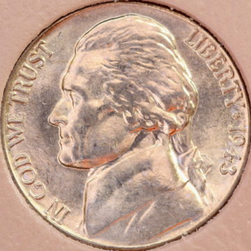 Some 1943 nickels are worth more than $15,000!