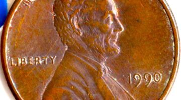1990 Penny Value: See What Your 1990 Pennies Are Worth (Including The Rare 1990 No S Penny!)