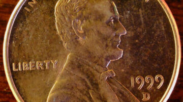 A 1999 Penny Worth $300? Yes! Ultimate Guide To 1999 Penny Values (Including The 1999 Penny Error/1999 Wide AM Penny)