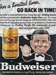 Budweiser's 'Smiling Charlie' takes us back in time.