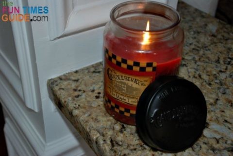 Candleberry candles are some of the best scented candles I've ever found.