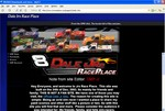 Dale Jrs Race Place website.