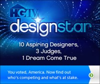 Design Star 2006 show on HGTV.