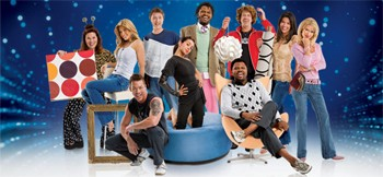 Design Star contestants the first season - 2006.