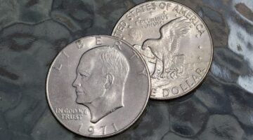 Eisenhower Dollar Errors