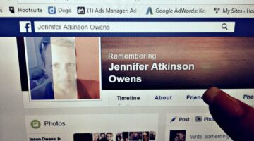 How To Create A Facebook Memorial Page & Set A Facebook Legacy Contact For Your Own Page