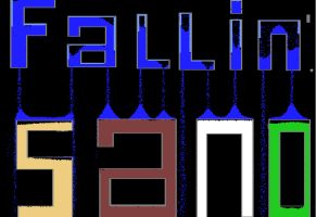 Play The Falling Sand Game Online