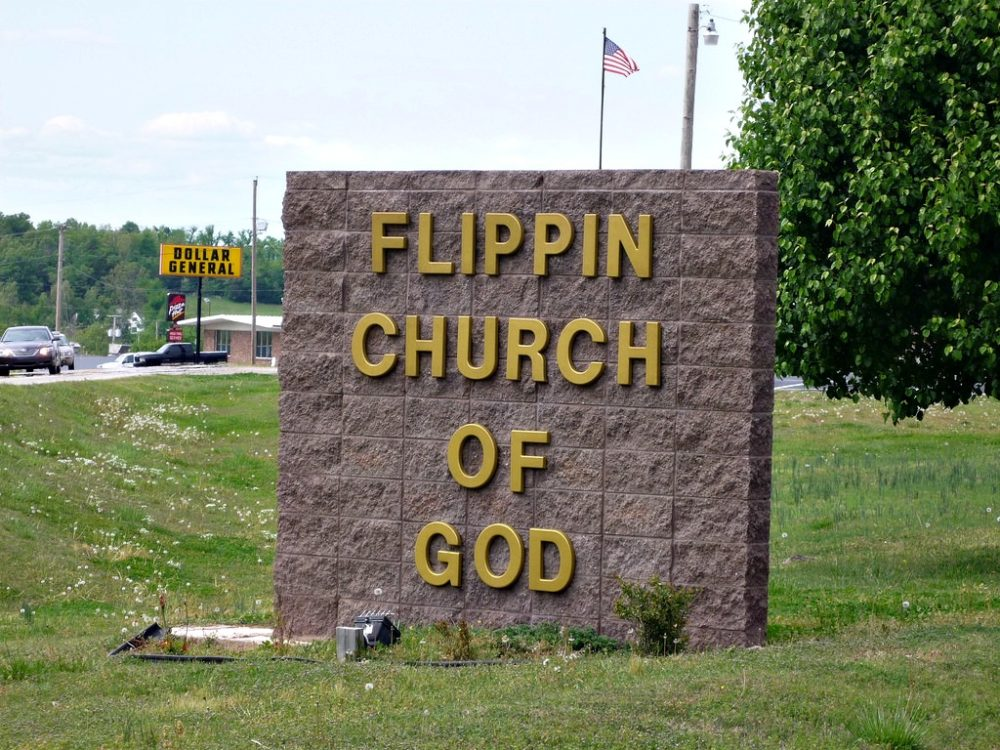 free church sign generator make your own funny church