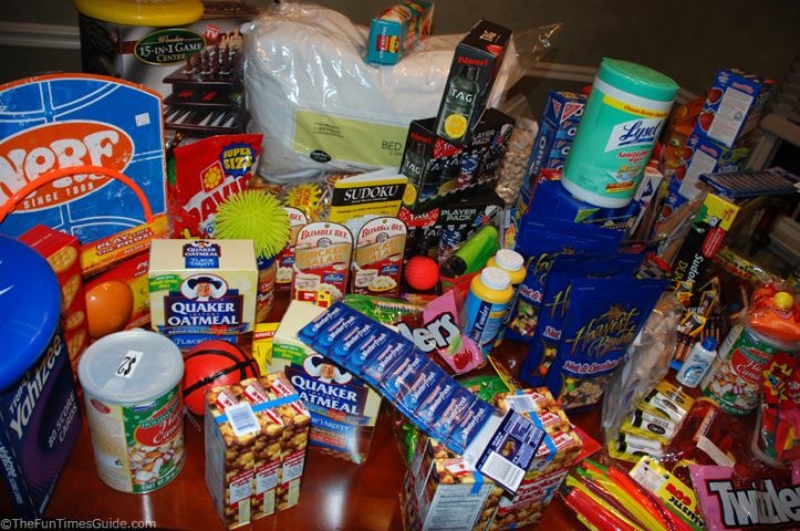Support Our Troops: Send 'Em A Fun Holiday Care Package ...