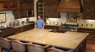 Sealing Granite Countertops 101: How To Tell If Granite Has Been Sealed, How To Remove Granite Stains, And How To Seal Granite