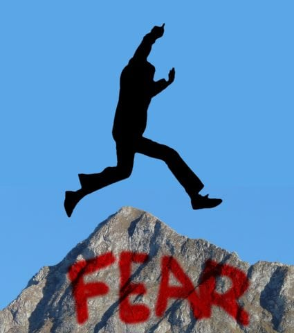 Summer is a good time to conquer your fears!