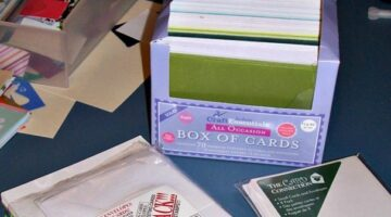 How To Make Envelopes For Your Handmade Cards: A Tutorial For Making Envelopes Step By Step