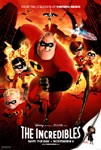 The Incredibles movie.