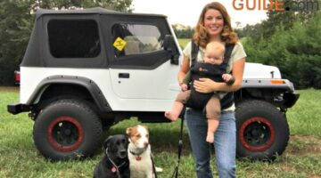 Jeep Dog & Jeep Baby Stuff: A Checklist Of Everything You Need To Pack When Jeeping With Your Dogs… And A Baby!
