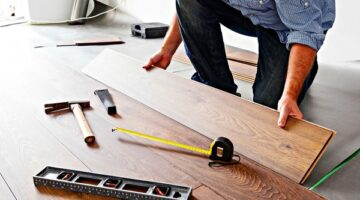 Laminate Wood Flooring Or Hardwood? How I Chose Between Laminate & Hardwood Flooring
