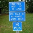 No Pets… Not Here!