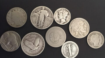 The Value Of Old Coins Found In Pocket Change – See How Much Your Old Pennies, Quarters, Silver Dollars & Other Coins From The 1900s Are Worth