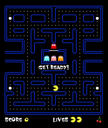 pacman game online
