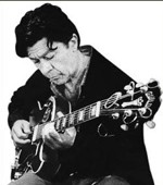 Singer and songwriter, Robbie Robertson.