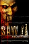 Saw 2 -- one of the best scary movies ever!