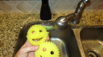 Scrub Daddy Uses: 50+ Creative Ways To Use A Scrub Daddy Sponge