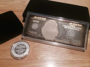 Silver Rounds Silver Bars