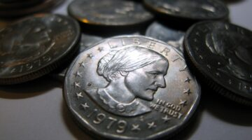 Susan B. Anthony Dollar Errors and Varieties