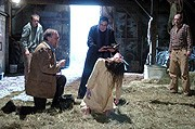 Tom Wilkinson and Jennifer Carpenter starring in the movie 'The Exorcism of Emily Rose'. photo source: Yahoo Movies